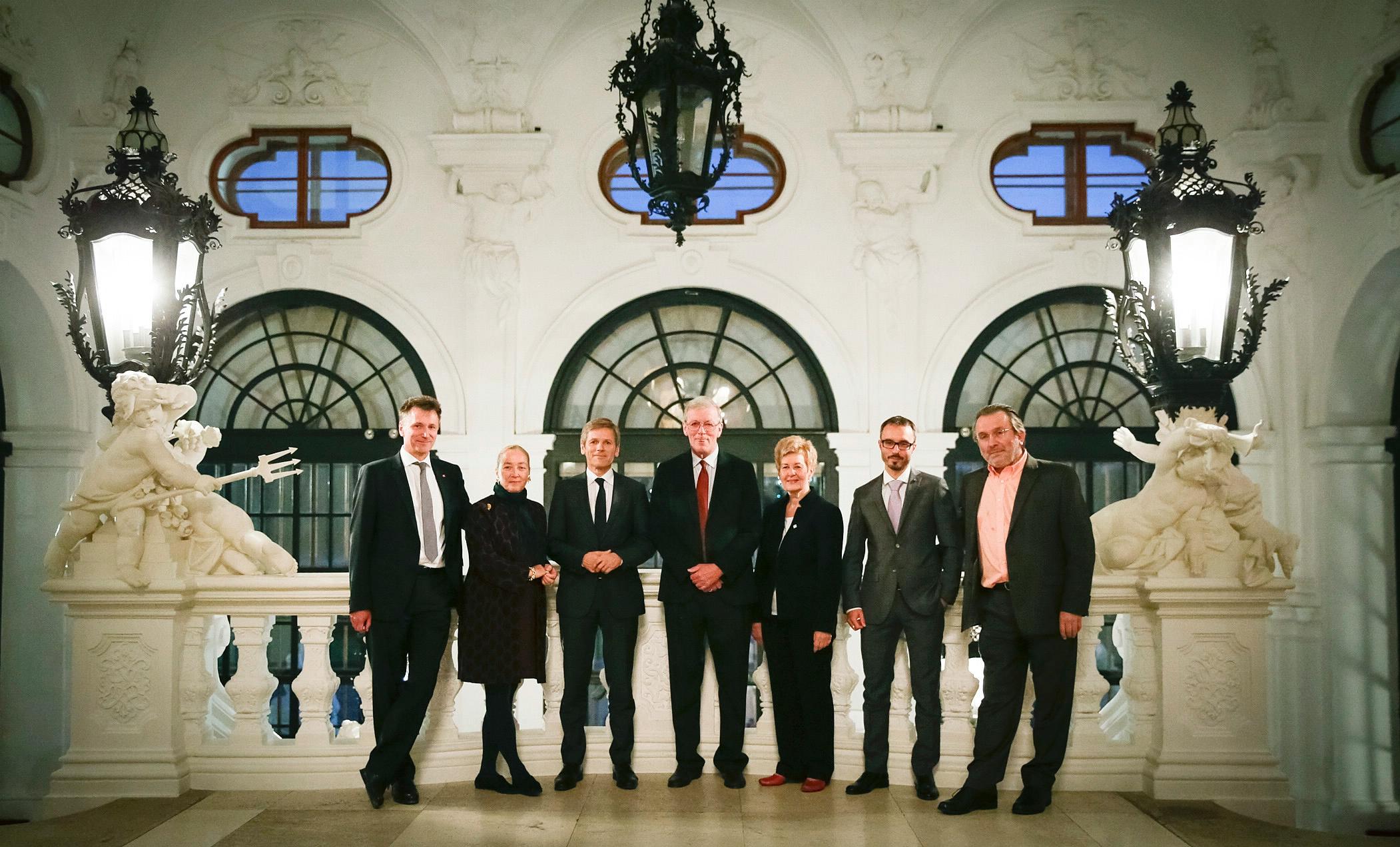 """Alpbach Talks zum Thema """"Pressefreiheit in Österreich"""""""